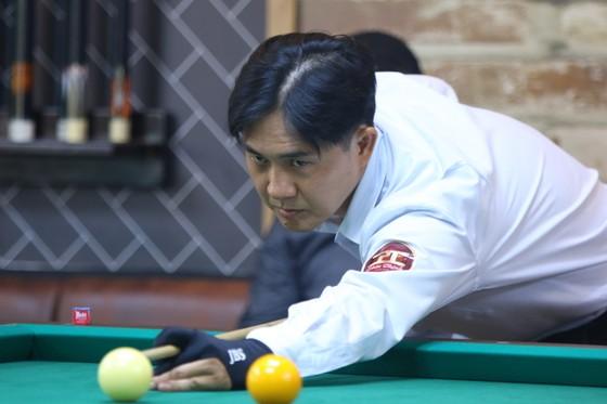 Ứng viên Trần Phi Hùng đã rời cuộc chơi.