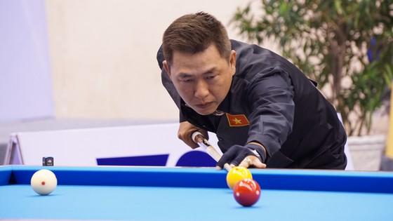 Mã Minh Cẩm đang có cơ hội lớn giành chức vô địch.