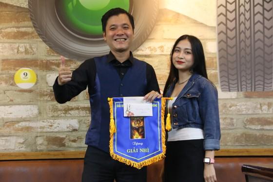 """Nguyễn Hữu Tú đi series """"khủng"""" 299 điểm vô địch giải billiards libre TPHCM mở rộng năm 2020 ảnh 1"""