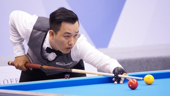 """""""Ứng viên"""" Ngô Đình Nại sớm bị loại ở giải Billiards TPHCM mở rộng - Cúp CLB The One ảnh 1"""