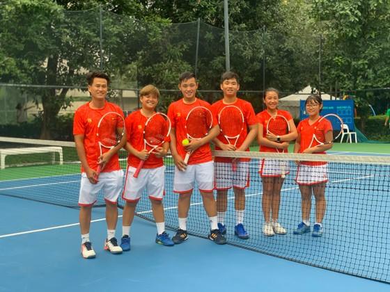 """Tay vợt Ngọc Nhi gây """"sốc"""": Không thua game nào ở giải quần vợt U14 tại Mỹ  ảnh 2"""