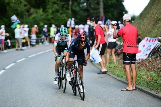 Tour de France 2020: Tay đua Lennard Kamna lần đầu tiên thắng chặng ảnh 2