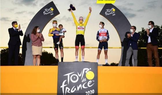 Tour de France 2020: Tân Áo vàng Tadej Pogacar, hành trình của một thiên tài đột phá ảnh 1