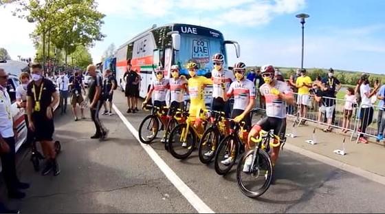 Tour de France 2020: Thành công trong chống dịch Covid-19 ảnh 3
