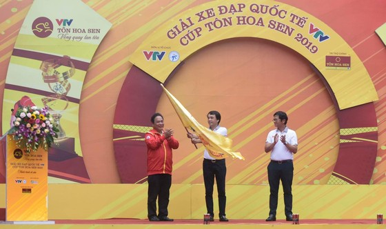 Cuộc đua xe đạp VTV - Cúp Tôn Hoa Sen sẽ trở lại vào ngày 24-10    ảnh 1
