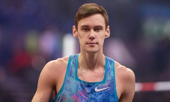 VĐV nhảy cao Danil Lysenko của Nga.