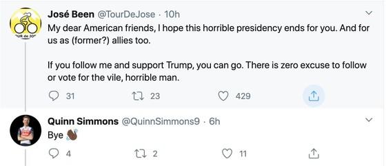 Tay đua Quinn Simmons bị treo giò vì phát ngôn chia rẻ trên mạng xã hội ảnh 2