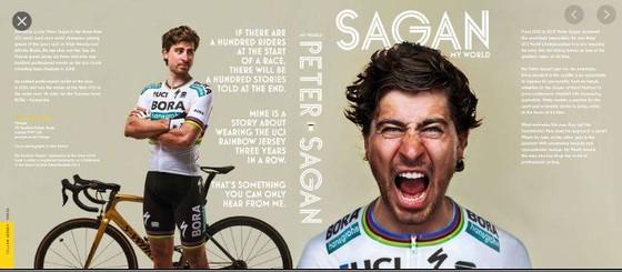 """""""Ông thần nước rút"""" Peter Sagan… cầu may tìm danh hiệu ở giải xe đạp Giro d'Italia ảnh 2"""