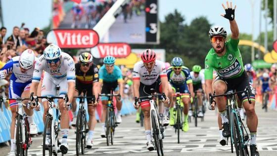 """""""Ông thần nước rút"""" Peter Sagan… cầu may tìm danh hiệu ở giải xe đạp Giro d'Italia ảnh 1"""
