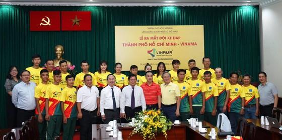 Đội xe đạp thành phố sẽ chuyển tên từ VUS TPHCM sang TPHCM Vinama ảnh 2