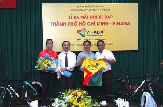 Đội xe đạp thành phố sẽ chuyển tên từ VUS TPHCM sang TPHCM Vinama ảnh 1
