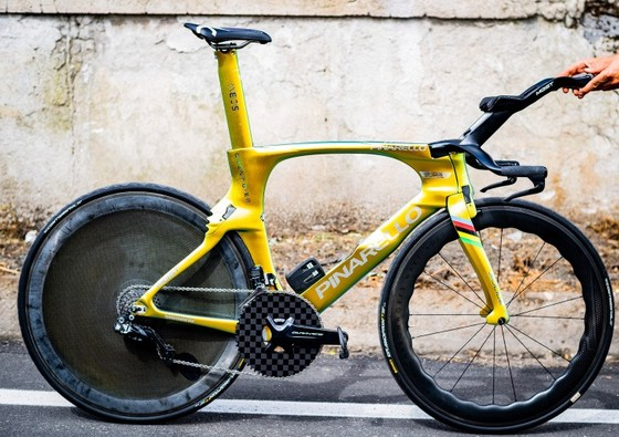 'Thần gió' Filippo Ganna chạy trung bình 60km/giờ thắng chặng 1 Giro d'Italia ảnh 2
