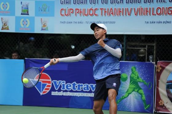 Tay vợt Lý Hoàng Nam phấn khích khi quần vợt Việt Nam trở lại thi đấu ảnh 2