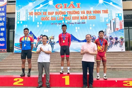 Tay đua triển vọng Nguyễn Văn Bình mang chiến thắng 4 sao về cho xe đạp trẻ TPHCM ảnh 2