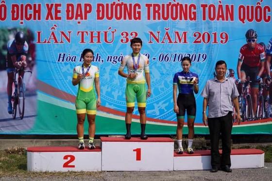 Quàng Văn Cường bảo vệ thành công chiếc HCV tính điểm giải xe đạp vô địch quốc gia ảnh 2