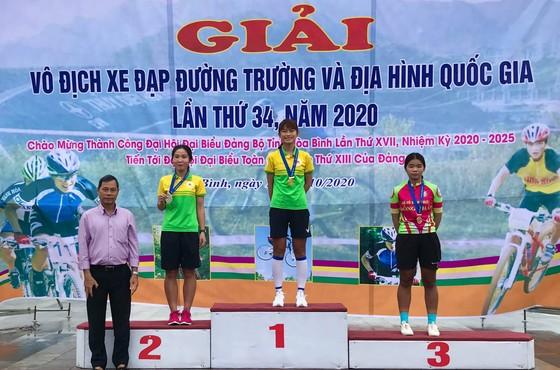 Nguyễn Tuấn Vũ vượt các đàn anh giành HCV cá nhân tính giờ giải xe đạp vô địch quốc gia ảnh 2