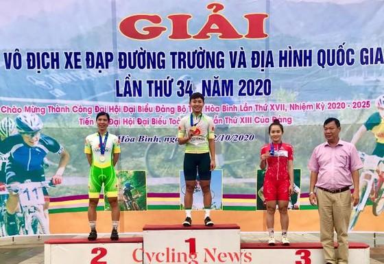 """Trần Tuấn Kiệt vẫn là """"Hoàng tử tốc độ"""" ở giải xe đạp vô địch quốc gia ảnh 2"""