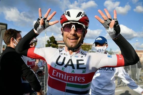 Diego Ulissi thắng chặng 13 giải xe đạp Giro d'Italia ảnh 1