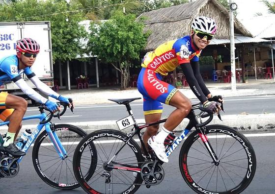 """Phan Hoàng Thái đã """"bắn"""" được HCV giải xe đạp vô địch quốc gia ảnh 1"""