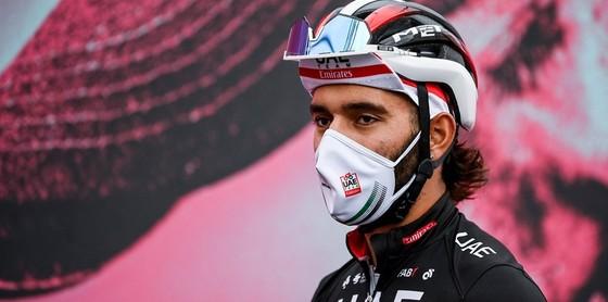 Fernando Gaviria (UAE-Emirates) dương tính lần thứ 2 với Covid-19.