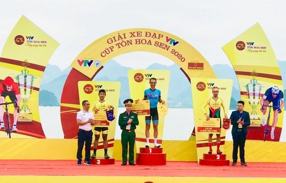 Loic bất bại ở chặng cá nhân tính giờ chiếm Áo vàng giải xe đạp VTV Cup ảnh 2