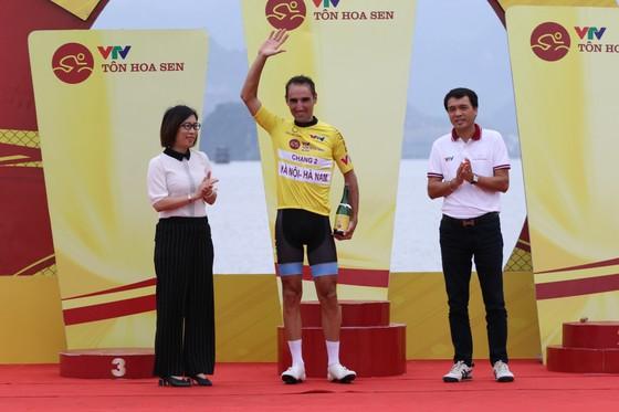 Loic bất bại ở chặng cá nhân tính giờ chiếm Áo vàng giải xe đạp VTV Cup ảnh 1