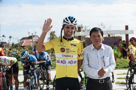 Lê Nguyệt Minh thắng chặng, Loic giành Áo vàng chung cuộc giải xe đạp VTV Cúp ảnh 2