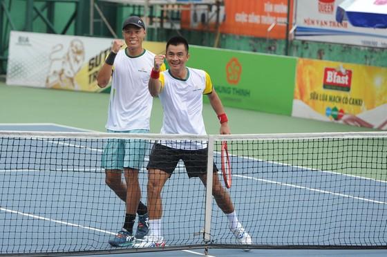 Hải Đăng Tây Ninh thắng thế ở nội dung nam giải quần vợt vô địch quốc gia 2020  ảnh 2