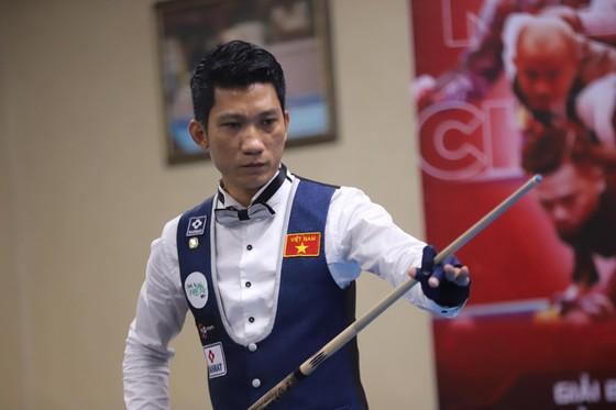 Các cơ thủ Việt Nam đấu nhau giành điểm của Liên đoàn Billiards thế giới ảnh 2