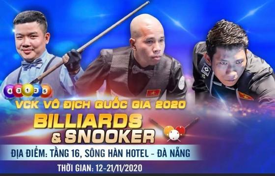 Các cơ thủ Việt Nam đấu nhau giành điểm của Liên đoàn Billiards thế giới