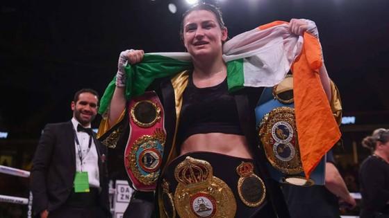 Katie Taylor đã gặt hái mọi danh hiệu cao quý nhất trong đời võ sĩ.