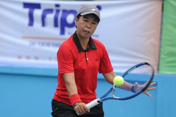 Hai tay vợt hàng đầu Hoàng Nam/Quốc Khánh kết hợp nhau ở giải quần vợt VTF Masters – Lạch Tray Cúp 2020 ảnh 2