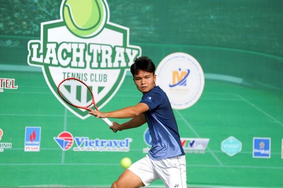 Lý Hoàng Nam tái ngộ Trịnh Linh Giang ở chung kết giải quần vợt VTF Masters 500 ảnh 1