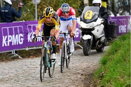 """Giải xe đạp Tour of Flanders hơn 100 năm tuổi """"cấm cửa"""" khán giả ảnh 2"""