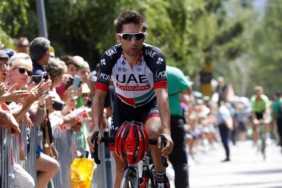 Tay đua hạng 8 thế giới Diego Ulissi mắc bệnh tim tạm dừng thi đấu ảnh 2