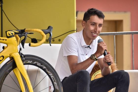 Áo vàng Tour de France Egan Bernal – Nhà vô địch sắp trở lại  ảnh 1