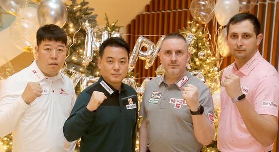 Mã Minh Cẩm thắng giòn giã trong ngày đầu năm mới ở giải Billiards PBA Tour ảnh 2