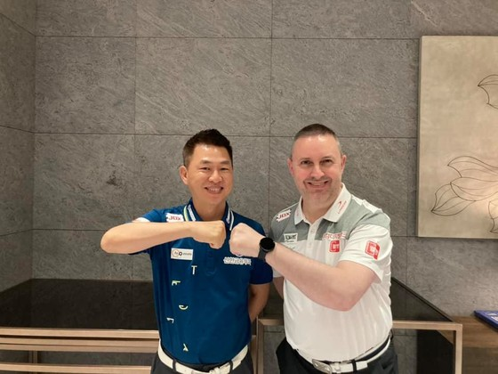 """Mã Minh Cẩm lại đánh bại """"thiên tài"""" billiards thế giới Caudron ở giải PBA Tour ảnh 2"""