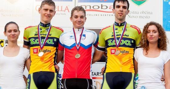 Nhà vô địch Slovenia Luka Pibernik tuyên bố rời đường đua ở tuổi 27 ảnh 2