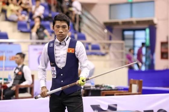 Ngô Đình Nại có chiến thắng đầu tiên ở PBA Tour.