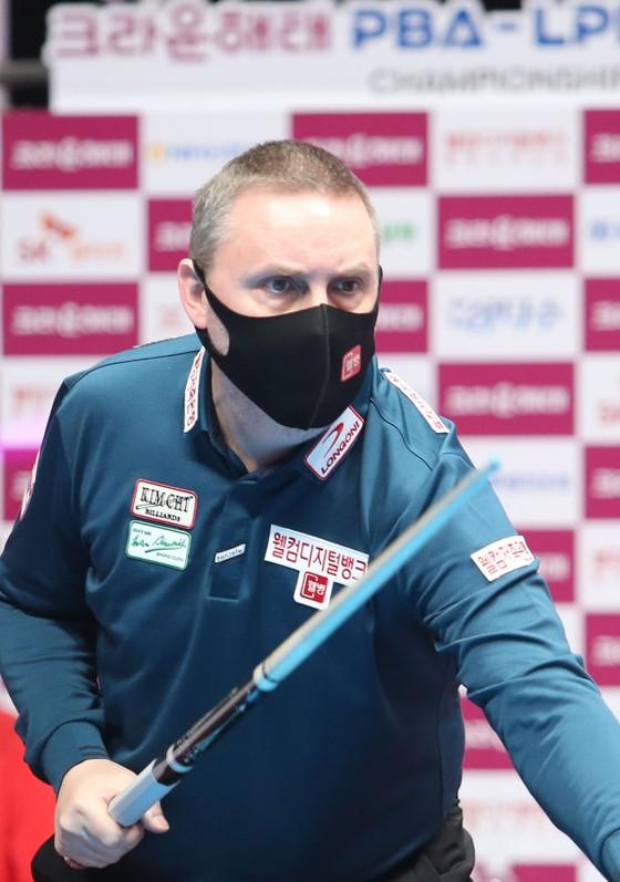 Ngô Đình Nại tiếp tục thăng hoa ở giải Billiards PBA Tour tại Hàn Quốc ảnh 2