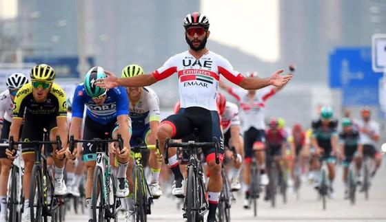 Fernando Gaviria là tay đua hiếm hoi trên thế giới 2 lần dính COVID-19.
