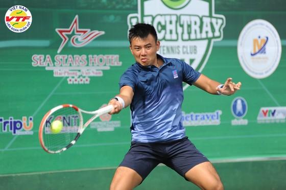 Lý Hoàng Nam không muốn để thua ở giải đầu năm mới.
