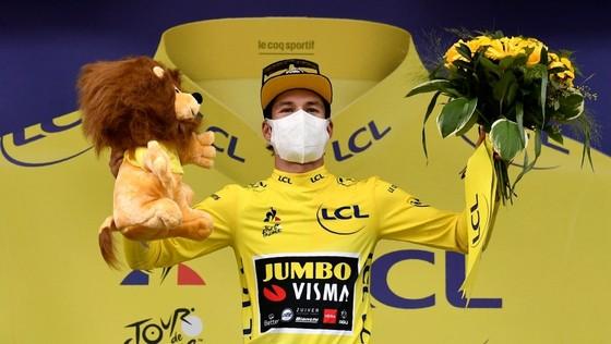 Primoz Roglic khao khát áo vàng Tour de France.