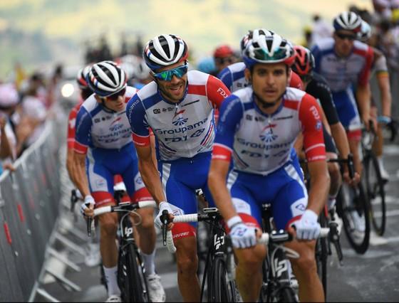 Tay đua Thibaut Pinot né Tour de France để tránh 'vận đen' ảnh 1