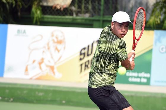 Các hảo thủ quần vợt Việt Nam thể hiện sức mạnh ở giải VTF Masters 500 – Hải Đăng Cúp 2021  ảnh 1