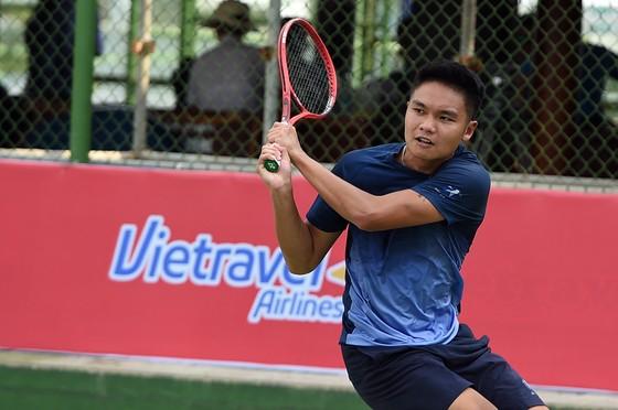 Các hảo thủ quần vợt Việt Nam thể hiện sức mạnh ở giải VTF Masters 500 – Hải Đăng Cúp 2021  ảnh 2