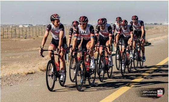 Đội đua Emirates đổ tiền xây dựng lực lượng mạnh nhất từ trước đến nay ảnh 2