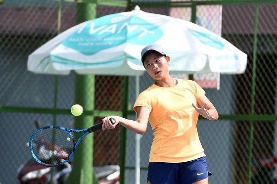 Lý Hoàng Nam tái đấu Trịnh Linh Giang ở trận chung kết giải quần vợt VTF Masters 500 – Hải Đăng Cúp ảnh 3