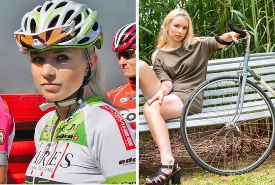 """Mỹ nhân đua xe Tara Gins mất ghế giám đốc vì chụp ảnh """"mát mẻ"""" ảnh 2"""
